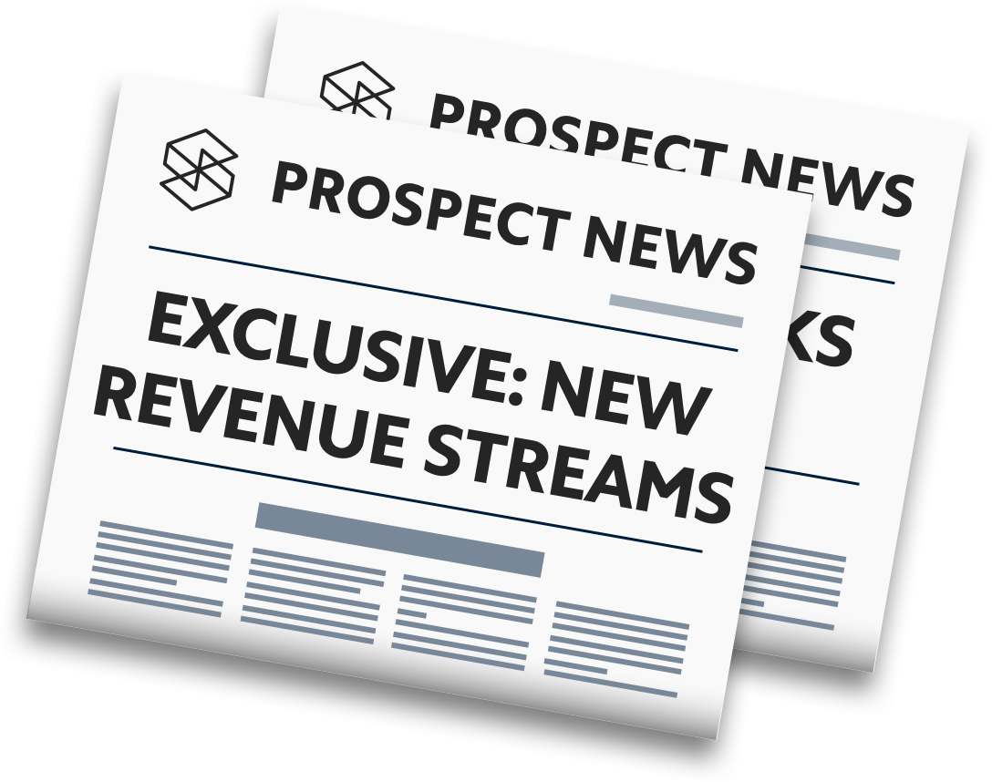 exclusive new revenue streams